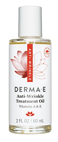 Derma E: Anti-Wrinkle Vitamin A & E Treatment Oil, 2 oz (Pack of 3) (Derma E Vitamin A And E Oil)
