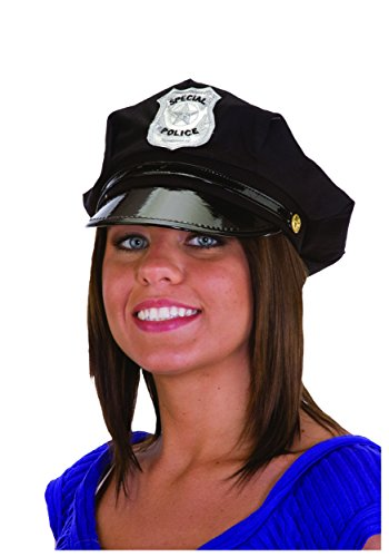 Adult Police Hat - ST