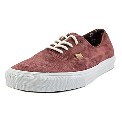 Vans Authentic Decon Men US 13 Burgundy Fashion Sneakers