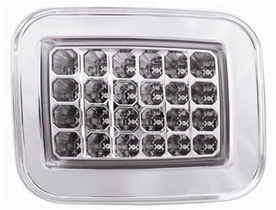 IPCW LEDC348C Crystal Eyes Parking- Turn Signal Light Assembly- Led44; 2003-2008 Hummer H2