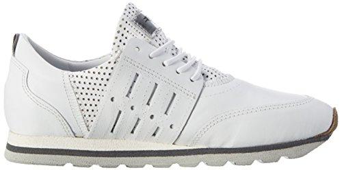 bianco 368101 bianco Baskets 0001 Mjus Homme bianco Blanc blu 0101 argento fwTwCnq
