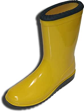 Beck Basic - Botas de agua, talla: 36, color: Amarillo
