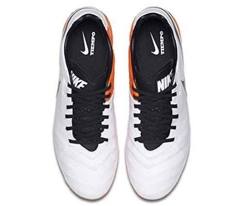 Nike Tiempo Legacy II AG-R, Botas de Fútbol para Hombre Blanco