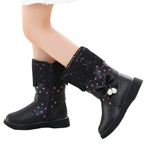 Side Lace Boot - 2