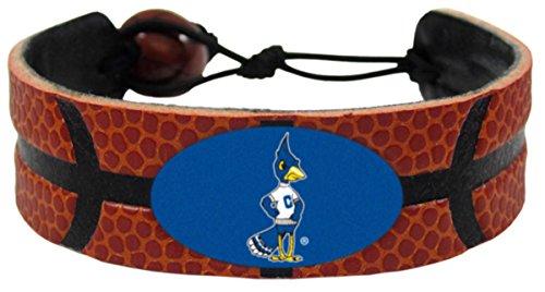 Creighton Blue Jays Bracelet - Classic Basketball--(Package of 2)