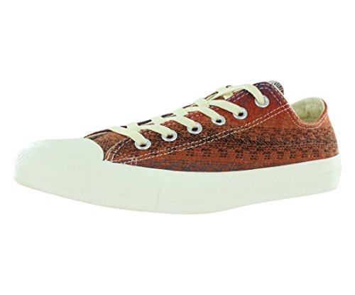 Chuck Ox Textile Color Terrarosa Star Taylor Shoes Terrarosa All Converse Unisex 6Px4nU