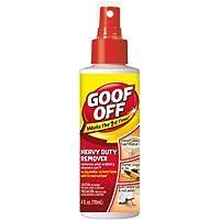 Goof Off FG705 Heavy Duty Remover Pump Spray, 4-Ounce by Goof Off