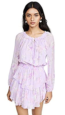 LOVESHACKFANCY Women's Popover Dress