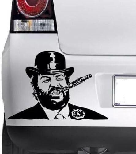 Myrockshirt Bud Spencer 20 Cm Aufkleber Sticker Auto Tunig Decal Estrellina Montage Rakel Estrellina Glücksaufkleber Gedruckte Montageanleitung Auto
