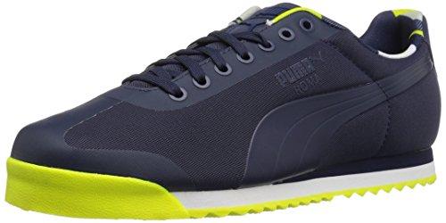 Puma Mens Roma Basique Géométrique Camo Mode Sneaker Caban