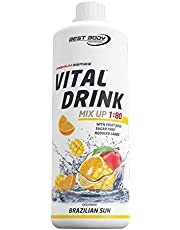 Best Body Nutrition Protein Vital Drink Brazilië Sun 1 l (1er Pack)