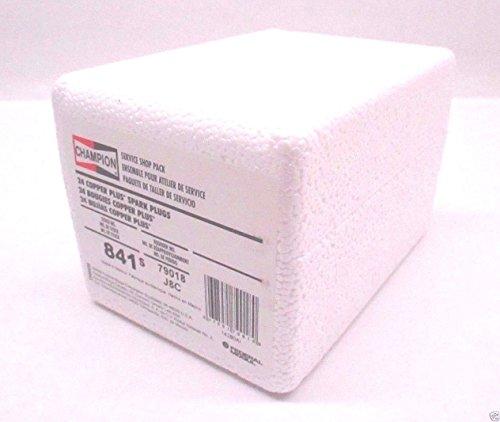 Champion 24 Pack Genuine J8C Spark Plug Copper Plus 841S J8CSSP Shop (Genuine Shop)