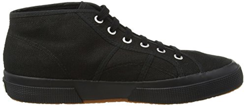Unisex Sneaker – Adulto 996 2754 Total Collo Nero Alto Superga cotu A Noir BY10xxq6