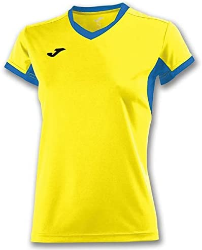 Ni/ños Joma Combi Camisetas Equip Royal//Naranja 2XS M//C