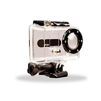 Waterproof PC Camera Housing Case for GoPro / SupTig Hero 2 by HHPH