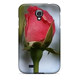 FQADrBY5955KFnKe DustinHVance Pink Rose Durable Galaxy S4 Tpu Flexible Soft Case