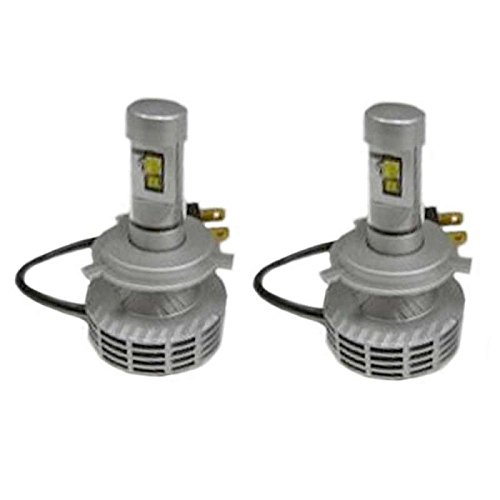 Eckler's Premier Quality Products 61-373369 Chevy-GMC Truck NovaStarGT H4 LED Headight Bulbs by Premier Quality Products