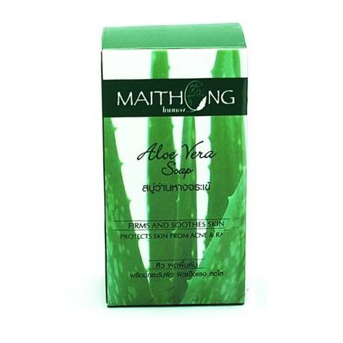 - Maithong Mangosteen Natural Herbal Anti-oxidant Aha Soap Prevent Acne & Rash (Herbal of Thailand) by molona