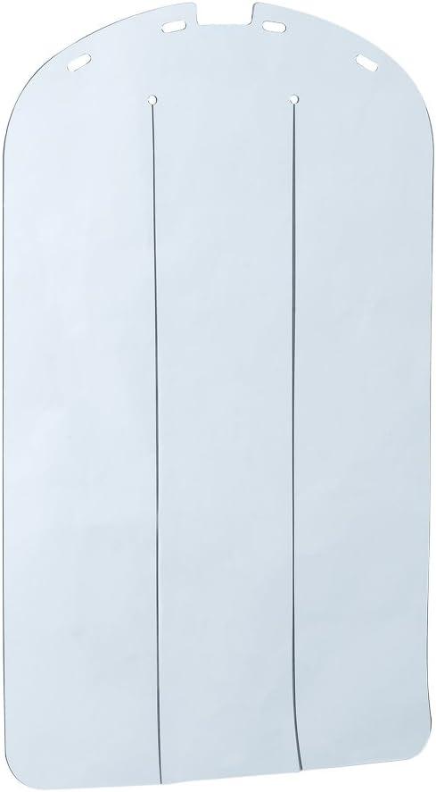 Ferplast Puerta para casetas de perros modelos DOGVILLA 110, Puerta para casetas de exterior para perros, PVC transparente contra la lluvia, el viento y el frío, 29,6 x 0,2 x h 46,9 cm