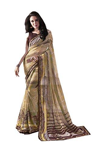Da Facioun Saris Indiens Pour Les Femmes Concepteur Mariage Partie Portent Plusieurs Sari Traditionnel.