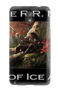 Alex D. Ulrich Case Cover Protector Specially Made For Galaxy Note 3 A Song Of Ice And Fire Fantasy Abstract Fantasy