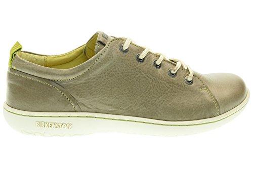 Birkenstock Islay Damen - Zapatos de cordones derby Mujer Grigio