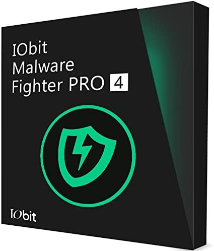Iobit Malware Fighter 4 Pro 1 Pc 1 Year Download Amazon Co Uk Software
