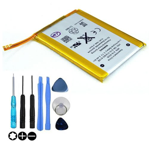 Battery For Apple iPod Touch 4th Generation -Tools Included Ipod Battery Replacement Tool