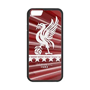 Liverpool Logo For iPhone 6 Plus Screen 5.5 Inch Csae protection phone Case FX262507