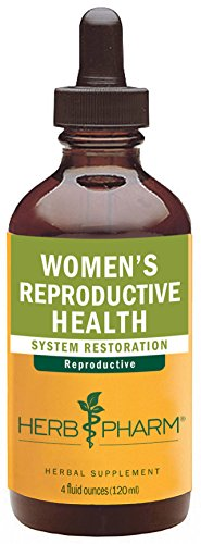 Herb Pharm Women's Reproductive Health Liquid Herbal Formula - 4 Ounce ()