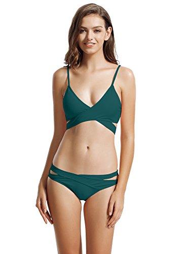 Green Bikini Top in Australia - 4