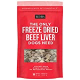 Natural Rapport Beef Liver Dog Treats - The Only Freeze Dried Beef...