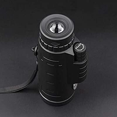 Breven Low Light Night Vision Outdoor Hiking Portable Telescope Monocular Electrolyte Solutions