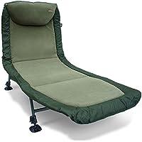 Carpa pesca NGT Classic tumbona sillón reclinable y–con