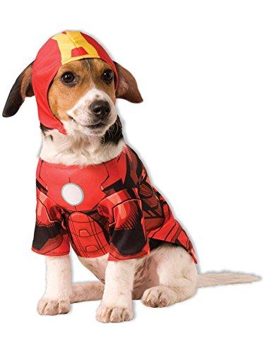 Rubie's Marvel Universe Iron Man Pet Costume, Small]()