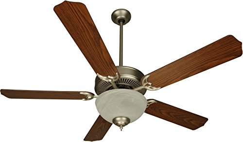Craftmade K10623 Ceiling Fan Motor with Blades Included, (Craftmade Cd Unipack)