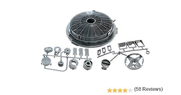 Extractor de campana de cocina universal de carbono. Equivalente a la pieza número 663154: Amazon.es: Grandes electrodomésticos