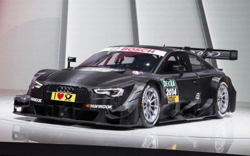 2014 Audi Rs 5 Dtm 11X17 Photo Poster