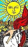 img - for The Sun (Giant-Waite Tarot Cards 22 Major Arcana) book / textbook / text book