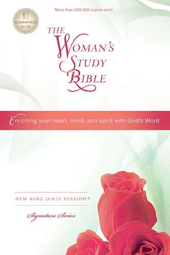 NKJV, The Woman's Study Bible, Hardcover: Holy Bible, New King James Version (Signature) (Best Womens Bible Study)