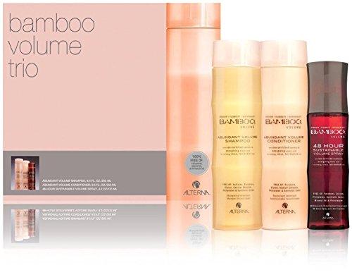 Alterna Bamboo Volume Hair Care Trio - 3 ct