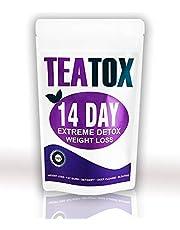 RaKao Natürlicher Detox Tee-Fettverbrennung-Stoffwechsel ankurbeln-gesünder Leben-keine Chemie - Grüner Tee