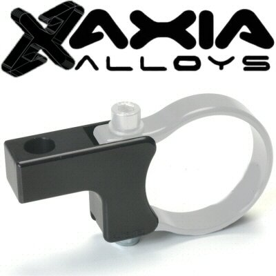Amazon.com: Axia Alloys Black LED Light Bar Bottom Mount 1/4 Inch ...