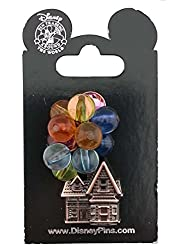 Disney Pin - Up - Carl and Ellie's House - Bead Balloons