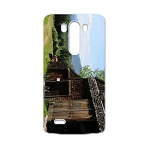 Log Cabin Hight Quality Case for LG G3