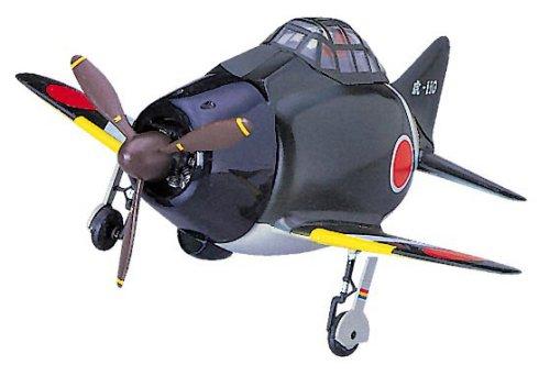 HASEGAWA 60118 Egg Plane Zero Fighter Limited Edition