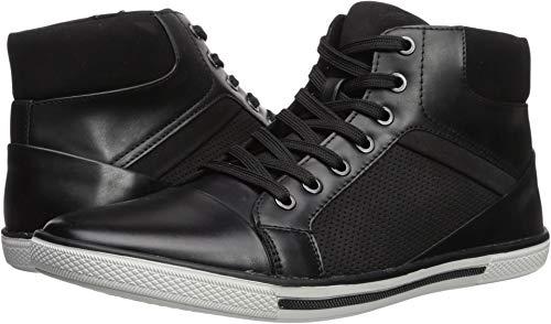 Unlisted, A Kenneth Cole Production Men's Crown Sneaker E, Black, 9.5 M US