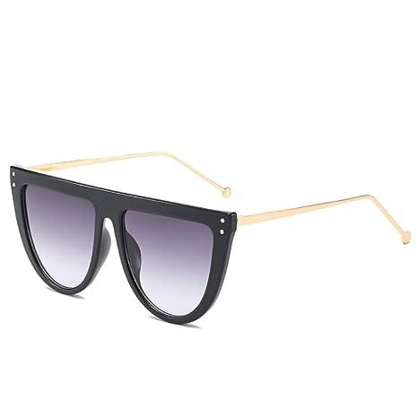 Yangjing-hl Gafas de Sol de uñas de Metro de Moda Tendencia ...