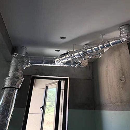 パイプ・チューブ絶縁体 パイプ断熱フォーム、エアコン断熱防湿ゴムスポンジ発泡日焼け止め遮音チューブ 10mm肉厚 水道管ラップ