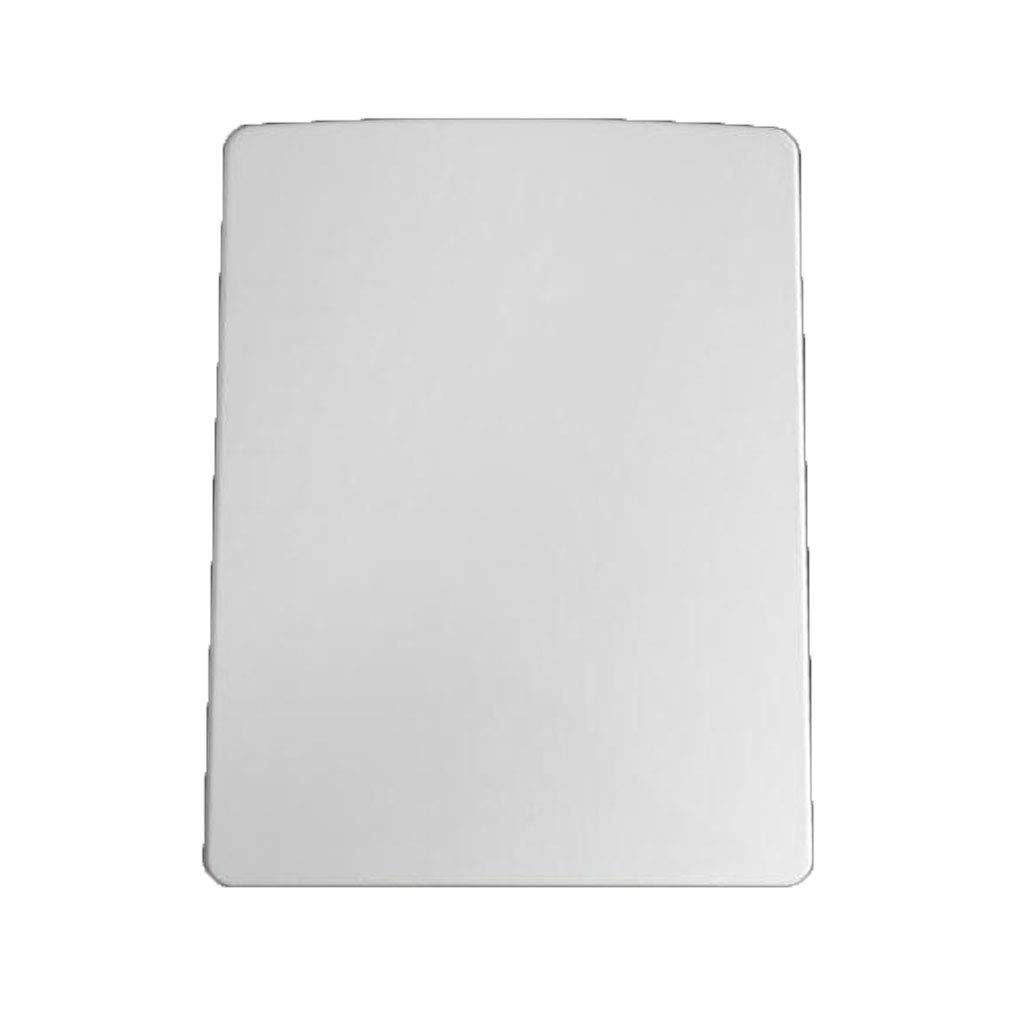 LXYFMS Toilet Seat Square Toilet Cover and Slow Closing Silent Thickened Toilet Cover Toilet lid (Size : 41-4636.5CM)